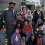 La famille des gitans