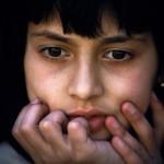 Ganimeta, la petite fille timide